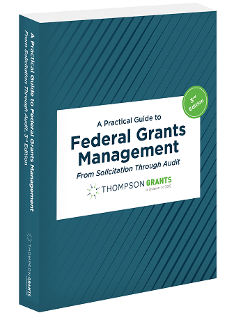 Technology Management Image: A Practical Guide To Federal Grants Management